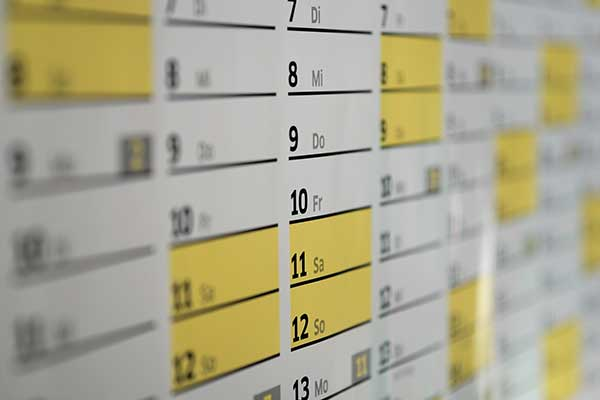 搞懂日程、任务与待办,才能做时间管理