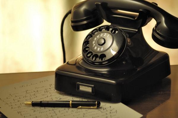 面试后进行跟进电话的提示