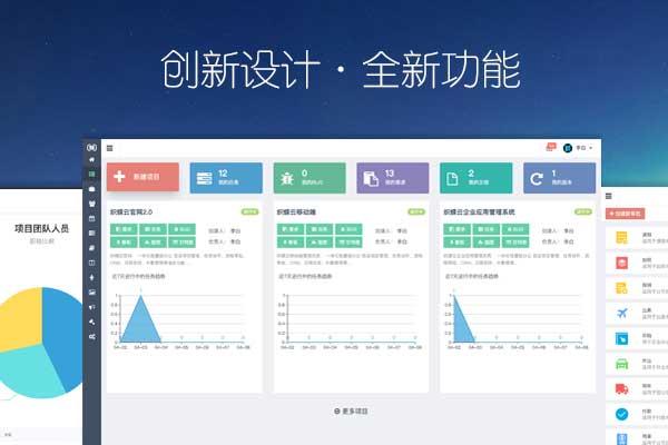 织蝶云-创新设计·全新功能